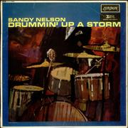 Click here for more info about 'Sandy Nelson - Drummin' Up A Storm'
