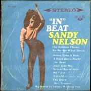 Click here for more info about 'Sandy Nelson - 'In' Beat - Red Vinyl'