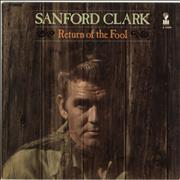 Click here for more info about 'Sanford Clark - Return Of The Fool'