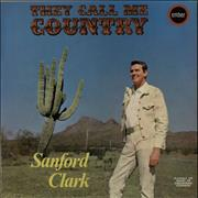 Click here for more info about 'Sanford Clark - They Call Me Country'