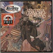 Click here for more info about 'Santana - Abraxas - Red Label'