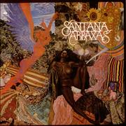 Click here for more info about 'Santana - Abraxas - graduated orange'