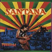 Click here for more info about 'Santana - Freedom'