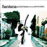 Click here for more info about 'Santana - Just Feel Better'