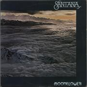 Click here for more info about 'Santana - Moonflower - EX'