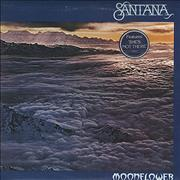 Click here for more info about 'Santana - Moonflower - Stickered Sleeve'
