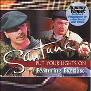 Click here for more info about 'Santana - Put Your Lights On'