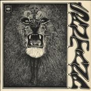 Click here for more info about 'Santana - Santana - 1st - EX'
