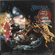 Click here for more info about 'Santana - Santana - Stickered Sleeve'