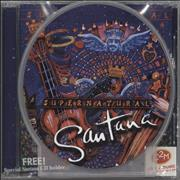Click here for more info about 'Santana - Supernatural + CD Holder - Sealed'