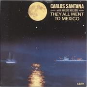 Click here for more info about 'Santana - They All Went To Mexico'