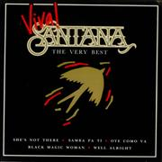 Click here for more info about 'Santana - Viva Santana - The Very Best - EX'