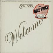 Click here for more info about 'Santana - Welcome'