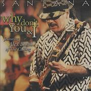 Click here for more info about 'Santana - Why Don't You And I'