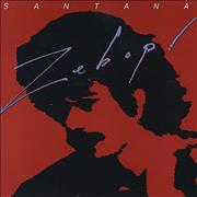 Click here for more info about 'Santana - Zebop!'