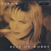 Click here for more info about 'Sara K. - Play On Words - 180gm - Sealed'