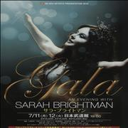 Click here for more info about 'Sarah Brightman - Gala: An Evening With... - Live in Tokyo: Two Handbills'
