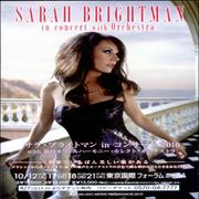 Click here for more info about 'Sarah Brightman - In Concert With Orchestra'