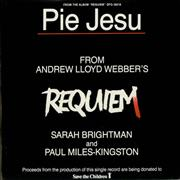 Click here for more info about 'Sarah Brightman - Pie Jesu'