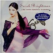 Click here for more info about 'Sarah Brightman - Timeless - autographed'