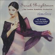 Click here for more info about 'Sarah Brightman - Timeless'