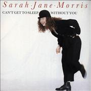 Click here for more info about 'Sarah Jane Morris - Can't Get To Sleep Without You'