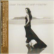 Click here for more info about 'Sarah McLachlan - Closer: The Best Of Sarach McLachlan + Obi - Sealed'