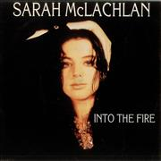 Click here for more info about 'Sarah McLachlan - Into The Fire'