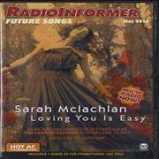 Click here for more info about 'Sarah McLachlan - Radioinformer'