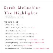 Click here for more info about 'Sarah McLachlan - The Highlights - 9 Track'