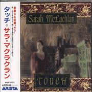 Click here for more info about 'Sarah McLachlan - Touch'