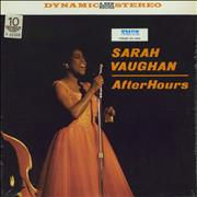 Click here for more info about 'Sarah Vaughan - After Hours - shrink'