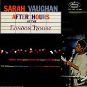 Click here for more info about 'Sarah Vaughan - After Hours At The London House - Factory Sample'
