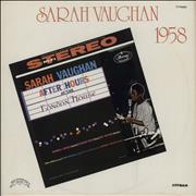 Click here for more info about 'Sarah Vaughan - After Hours At The London House'