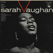 Click here for more info about 'Sarah Vaughan - After Hours With Sarah Vaughan'