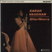 Click here for more info about 'Sarah Vaughan - After Hours'