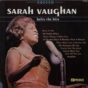 Click here for more info about 'Sarah Vaughan - Belts The Hits'