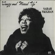 Click here for more info about 'Sarah Vaughan - Crazy And Mixed Up'