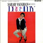 Click here for more info about 'Sarah Vaughan - Dreamy - Factory Sample'