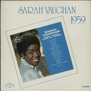 Click here for more info about 'Sarah Vaughan - Great Songs From Hit Shows'