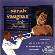 Click here for more info about 'Sarah Vaughan - Hit Parade Vol. II'