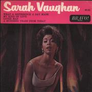 Click here for more info about 'Sarah Vaughan - Sarah Vaughan EP'