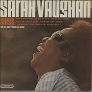 Click here for more info about 'Sarah Vaughan - Sarah Vaughan Sings - 2nd'
