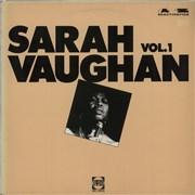 Click here for more info about 'Sarah Vaughan - Sarah Vaughan Vol. 1'