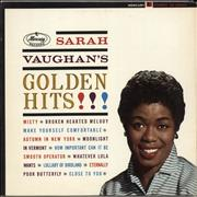 Click here for more info about 'Sarah Vaughan - Sarah Vaughan's Golden Hits'