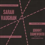 Click here for more info about 'Sarah Vaughan - Souvenir Programme'
