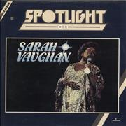 Click here for more info about 'Sarah Vaughan - Spotlight On Sarah Vaughan'