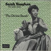 Click here for more info about 'Sarah Vaughan - The Divine Sarah'