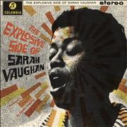 Click here for more info about 'Sarah Vaughan - The Explosive Side Of Sarah Vaughan'
