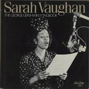 Click here for more info about 'Sarah Vaughan - The George Gershwin Songbook'